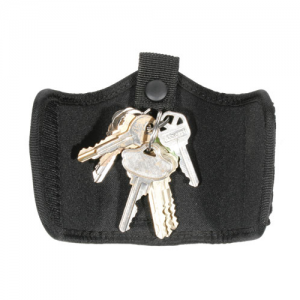 Blackhawk Silent Key Holder in Black - 44A650BK