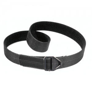 Uncle Mike's Reinforced Instructor's Belt in Black