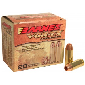 Barnes Bullets VOR-TX 10mm XPB, 155 Grain (20 Rounds) - 31180
