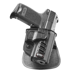 Fobus USA Roto Paddle Right-Hand Paddle Holster for Heckler & Koch USP in Black - HKCHRP
