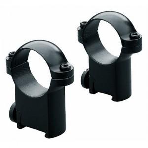 Leupold Medium Rings w/Matte Black Finish 51036