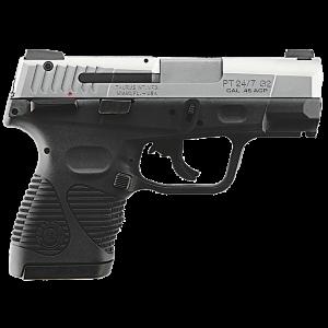 """Taurus 24/7 G2 .45 ACP 6+1 3.5"""" Pistol in Stainless - 1247459G2C10"""