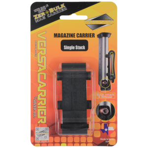 Versacarry 9DS Versacarrier 9mm Double Stack Mag Carrier Black