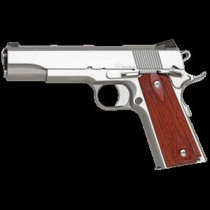 "Dan Wesson Razorback 10mm 9+1 5"" 1911 in Stainless Steel - 01907"
