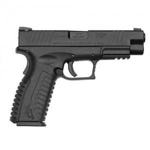 "Springfield XDM 9mm 19+1 4.5"" Pistol in Black - XDM9201HCSP"