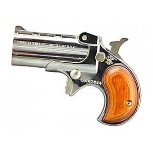"""Cobra Enterprises C22m .22 Winchester Magnum 2-Shot 2.4"""" Derringer in Chrome - C22MCR"""