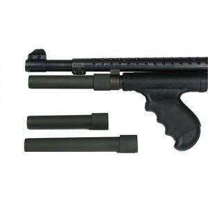 TacStar 7 Round Black Magazine Extension For Remington 870/1100/1187 1081169