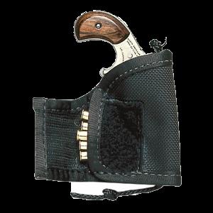 NAA HPKL Pocket Holster 22LR Frame Black Nylon - HPKL