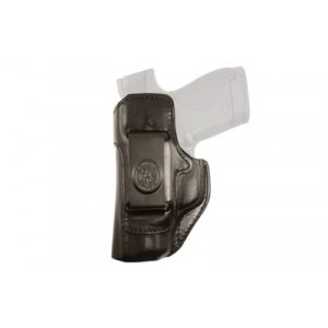 Desantis Gunhide 127 Inside Heat Left-Hand IWB Holster for Smith & Wesson M&P Shield in Leather - 127BB5EZ0