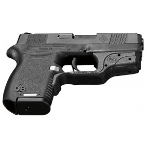 "Diamondback DB380 .380 ACP 6+1 2.8"" Pistol in Black - DB380CTC"