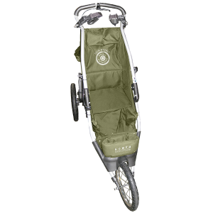 Do All Traps Do-All Gun Buggy in Green Nylon - GC01