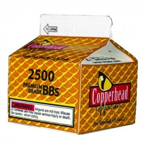 Crosman .177 Caliber BBs/2500 Per Carton 747