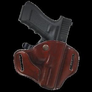 Bianchi 22150 82 CarryLok Glock 19/23/36 Leather Tan - 22150