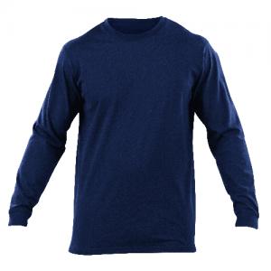 5.11 Tactical Professional Men's Long Sleeve Uniform Shirt in Dark Navy - 3X-Large