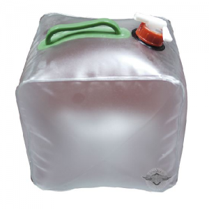 WATER BAG, 5-GAL. COLLAPSIBLE
