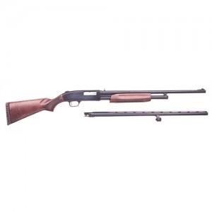 "Mossberg 500 Combo .20 Gauge (3"") 4-Round Pump Action Shotgun with 26"" Barrel - 54282"
