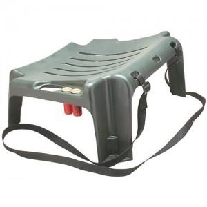MTM Seat w/Angled Design & Molded Fishing Rod Props SRR11