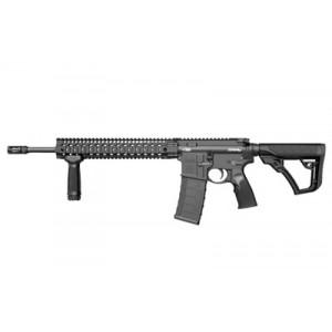 """Daniel Defense V5 .223 Remington/5.56 NATO 30-Round 16"""" Semi-Automatic Rifle in Black - 02-123-16138-047"""