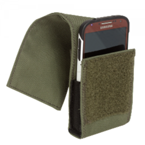 Cell Phone Pouch Color: OD Green Size: Large