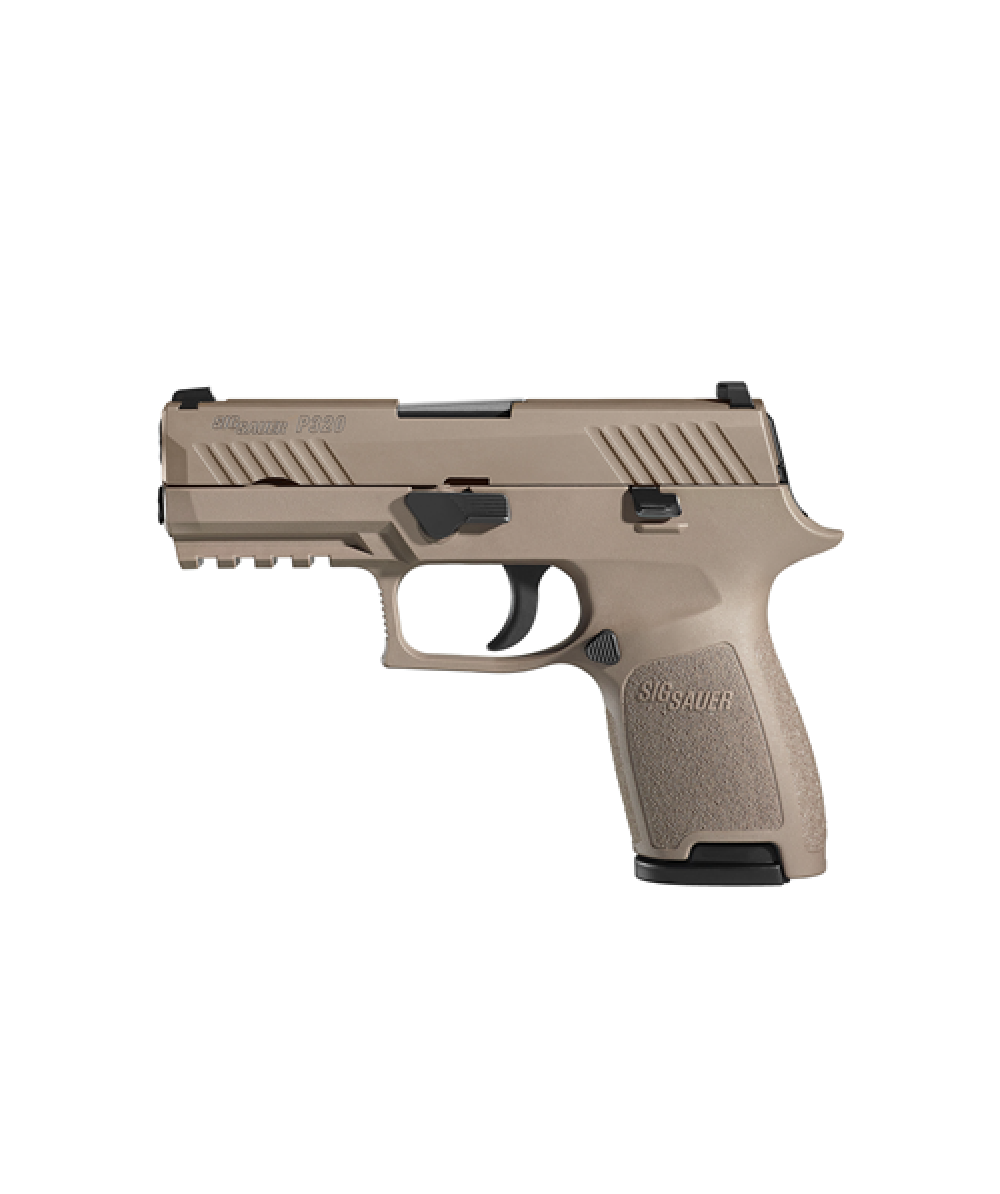 Sig Sauer P320 Full Size 9mm 17+1 4 7