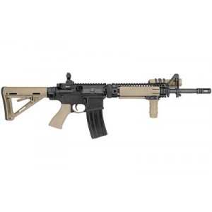 "Bravo Company E.a.g. Tactical .223 Remington/5.56 NATO 30-Round 16"" Semi-Automatic Rifle in Desert Tan - 741-EAG-DE"