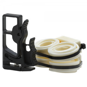 Cuff  Compact Double Cuff 3 Pack w/ Safety Cutter   White,