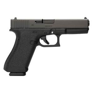 """Glock P80 9mm 17+1 4.5"""" Pistol in Black - P81750203"""