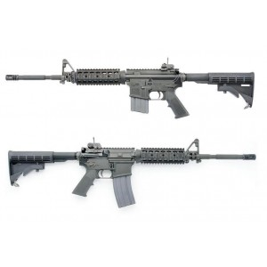 "Colt LE6920 .223 Remington/5.56 NATO 30-Round 16.1"" Semi-Automatic Rifle in Matte - LE6920-OEM1"