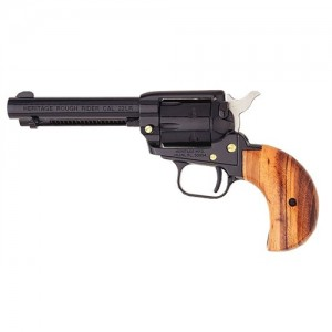 """Heritage Rough Rider Small Bore .22 Long Rifle 6-Shot 4.75"""" Revolver in Blued - RR22MB4BH"""