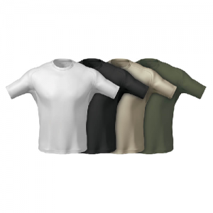 5.11 Tactical Loose Fit Men's T-Shirt in White - X-Large