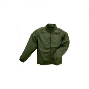 5.11 Tactical Packable Men's Full Zip Coat in Sheriff Green - Small