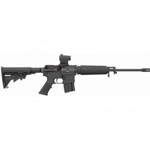 """Bushmaster Quick Response .223 Remington/5.56 NATO 10-Round 16"""" Semi-Automatic Rifle in Black - 91051"""