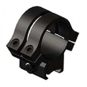 Weaver Scope Rings w/Matte Black Finish 49053