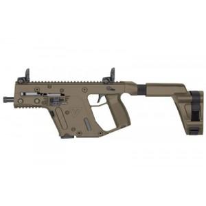 "Kriss Vector SDP SB .45 ACP 13+1 5.5"" Pistol in Flat Dark Earth Polymer (Gen II) - KV45-PSBFD20"