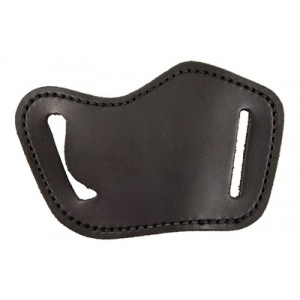 Desantis Gunhide 119 Simple Slide Right-Hand Belt Holster for Small Autos in Black Leather - 119BAG1Z0
