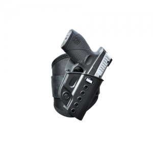 """Fobus USA Ankle Right-Hand Ankle Holster for CZ USA CZ97B in Black Polymer (4.65"""") - SWSA"""