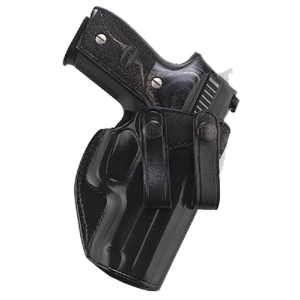 "Galco International Summer Comfort Right-Hand IWB Holster for Glock 19, 23, 32 in Black (1.75"") - SUM226B"