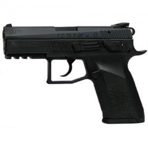 "CZ P-07 .40 S&W 12+1 3.74"" Pistol in Black Polycoat - 91187"
