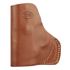 Hunter Company 25009 S&W Bodyguard 9 Pocket Holster Brown Leather - 25009