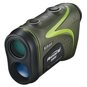 Nikon Arrow ID 5000 6x Monocular Rangefinder in Black/Green - 16228