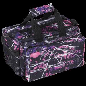 Bulldog Case Company Deluxe Range Bag Waterproof Range Bag in Muddy Girl Camo Nylon - BD910MDG