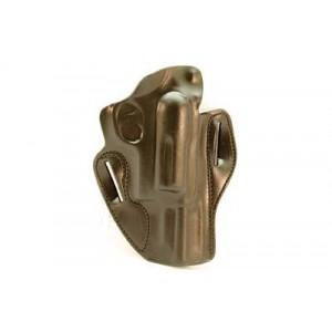 Desantis Gunhide 2 Speed Scabbard Right-Hand Belt Holster for Glock 29, 30 in Black Leather - 002BAE8Z0