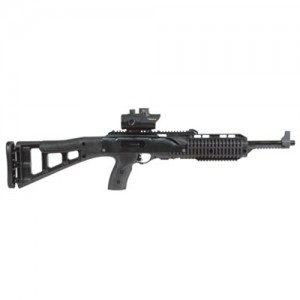 """Hi-Point Carbine 9mm 10-Round 16.5"""" Semi-Automatic Rifle in Black - 995RDTS"""