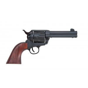 "Traditions 1873 .45 Colt 6-Shot 4.75"" Revolver in Black (Rawhide) - SAT73260"