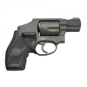 "Smith & Wesson 340 .357 Remington Magnum 5-Shot 1.87"" Revolver in Matte Black (Laser Grips)- 163073"