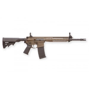 "LWRC IC .223 Remington/5.56 NATO 30-Round 16.1"" Semi-Automatic Rifle in Flat Dark Earth (FDE) - ICER5CK16"