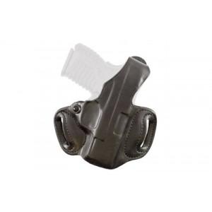Desantis Gunhide 85 Thumb Break Mini Slide Right-Hand Belt Holster for 1911 in Black Leather -