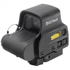 EoTech EXPS3 1x30x23mm Sight in Black - EXPS32