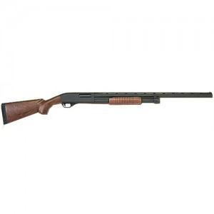 "H&R 1871 Pardner .12 Gauge (3"") 4-Round Pump Action Shotgun with 28"" Barrel - NP1228"