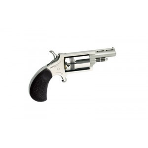 "North American Arms The Wasp .22 Long Rifle/.22 Winchester Magnum 5+1 1.625"" Pistol in Stainless - NAA-22MC-TW"